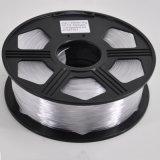 Нить печатание 3D PETG 1.75mm прозрачная для принтера 3D