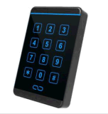 Регулятор доступа двери кнопочной панели автономный одиночный с потребителем 7600