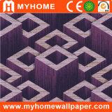 La pente élevée de fournisseur de la Chine badine le papier de mur de la chambre à coucher 3D