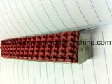 Poliuretano resistente dell'abrasione con il PVC della parte superiore, cinghia rotonda dell'unità di elaborazione