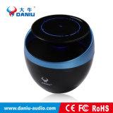 Daniu 상표 Ds 7602 이동할 수 있는 Bluetooth 소형 스피커 개인적인 모형 NFC 다기능 스피커 2 바탕 화면 스피커