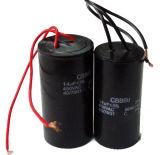 Condensatore di esecuzione del motore/condensatore/condensatore elettrolitico di alluminio