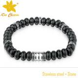 Collares negros clásicos de la piedra de la ágata
