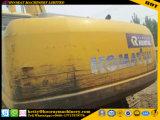KOMATSU PC220-7, excavador usado de KOMATSU PC220-7, excavador de la correa eslabonada PC220-7