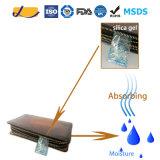 DMFは革製バッグのために吸収性乾燥性があるISOの工場ケイ酸ゲルを放す