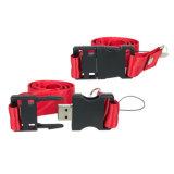 Lote popular da movimentação do flash do colhedor do USB da cinta 256MB 500 MB-64GB da garganta do Sublimation