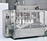 Автоматическая машина завалки поршеня для меда с хорошим ценой