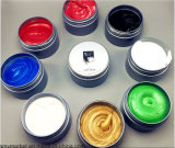 Crema segura del tinte de pelo de la manera del pelo del fango de la ceniza de la abuela del color del color temporal de la crema 8 para el salón