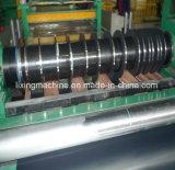 Tira de aço automática de alta velocidade que corta a linha de estaca