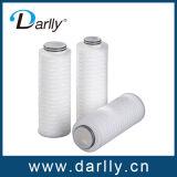 Cartucho de filtro del sedimento de los PP con 5 micrones para el tratamiento de aguas