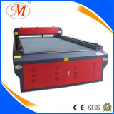 De Scherpe Machines van de laser met het Vaste Platform van het Werk (JM-1630T)