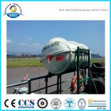 Berceau de paquet de radeau de sauvetage (CAD O-011)