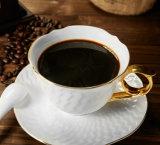 A saúde suplementa o café dietético do Detox da goma-arábica