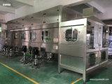 planta de embotellamiento de relleno del agua línea/5gallon del barril 18.9L/máquina de rellenar del tarro