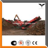Grande capacité et usine mobile flexible élevée de broyeur de cône à vendre