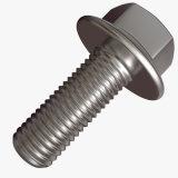 ASTM B637 /Alloy 75/Nimonic 75 ® De Bout en de Noot van de hexuitdraai