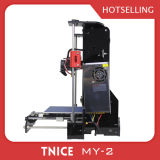 중국 3D 인쇄 기계 회사에게서 인쇄하는 급속한 시제품 3D를 위한 3D 플라스틱 인쇄 기계