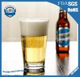 copo largo sem chumbo do vidro de cerveja da boca 470ml