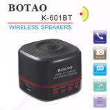 携帯用音楽FM無線USB TFのカードスロットが付いている小型無線Bluetoothのスピーカー