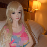 125cmの人形の完全なシリコーンの性の実際の性の人形の漫画愛おもちゃ