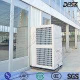 PVC/ABS/Glass 벽 천막을%s 지면 서 있는 유형 냉난방 장치