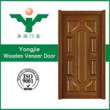 Neues Furnier-Blatthölzerne Tür mit niedrigem Preis