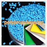 De plastic Korrel Masterbatch van het Polypropyleen van de Korrel