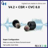 Véritable mini écouteur stéréo superbe sans fil de Bluetooth pour des sports en plein air