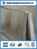 Feuille d'acier inoxydable du Ba d'AISI 304/numéro 4/numéro 8/hl/miroir