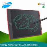 Magnetische LCD-Schreibens-Tablette-Kühlraum-Protokoll-Auflage - kleiner 8.5 Zoll LCD-Anschlagbrett E-Verfasser, austauschbares Batterie-Reißbreit