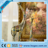 Античная бронзовая золотистая бронза декора дома корабля смолаы