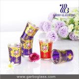 3ozトルコ様式の茶ガラス(GB070503-1)