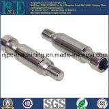 ODMの精密機械化サービスステンレス鋼の管シャフト
