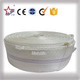 Tubo flessibile di combattimento dell'idrante antincendio della tela di canapa del PVC da 2 pollici