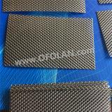 Erweitertes Filter-Ineinander greifen des Diamant-Loch-2.0mmx3.0mm Titan