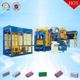 Qt4-15舗装するフルオート油圧空のセメントのコンクリートブロックの煉瓦ペーバー機械を作る