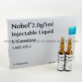 Adelgazar la inyección de la L-Carnitina del producto para la pérdida de peso
