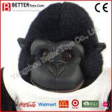 Suministro suave del gorila del bebé en la camiseta para los niños