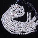 оптовая продажа стренги перлы белой картошки 10mm 11mm пресноводная