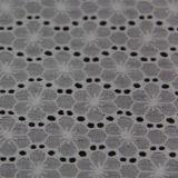 Nuovo tessuto del ricamo del cotone di disegno di molti colori