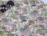 Drucken-Eulen-Muster-Schal, Frauen-Polyester-Schal, Form-Zusatzgeräten-Schal