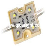 Injeção 3030 com o módulo redondo do diodo emissor de luz da lente