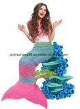 Folien-Druck-Mehrfarbennixe-Zudecken