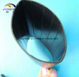 Con termorestringibile/senza del tubo della parete media adesivo ha allineato