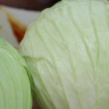 Verduras artificiales frescas y hermosas de la PU verde