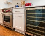 De moderne Stevige Houten Keukenkast van de Luxe
