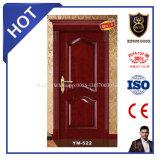 Projeto interior da porta da madeira contínua da alta qualidade para portas do hotel