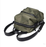Saco de nylon da trouxa dos estudantes universitários do curso do lazer do saco do ombro do computador