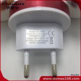 Cargador del adaptador de cargador del teléfono móvil del fabricante E. U 2USB Potencia