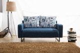 Base di sofà volta due eleganti del tessuto di stile del sofà